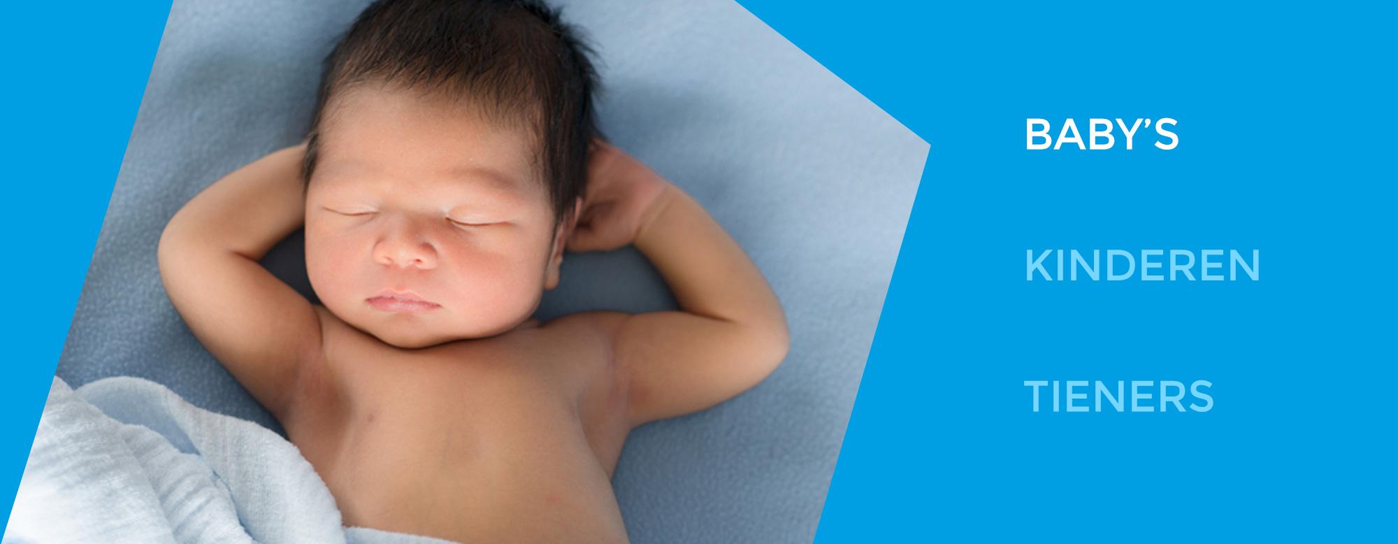 slaapproblemen bij baby's